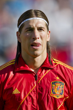 amistosa:  26 May 2012: Sergio Ramos.