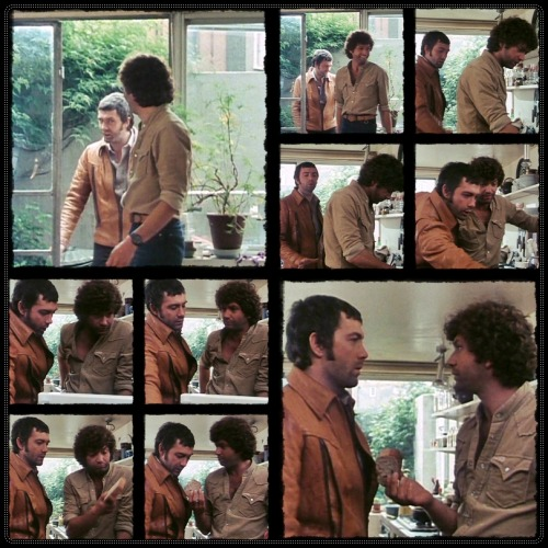 Bodie & Doyle - Hunter Hunted dailypros: thanks to sammie316 for this picture