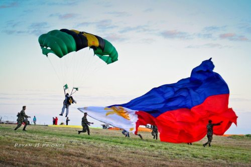 so today is Philippine Flag day…taken during the Philippine Hot Air Balloon Festival at Clark, Pampanga
