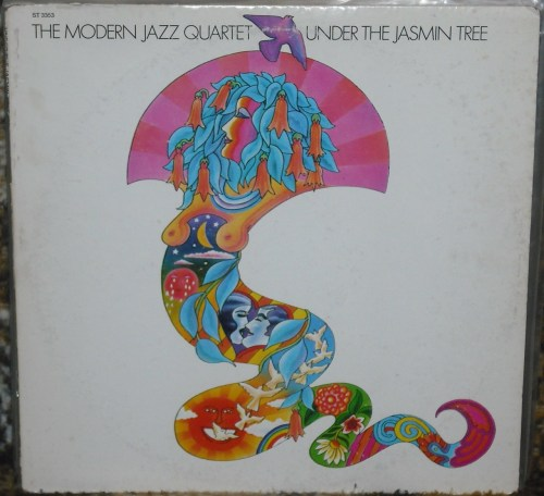 The Modern Jazz Quartet - Under The Jasmin Tree