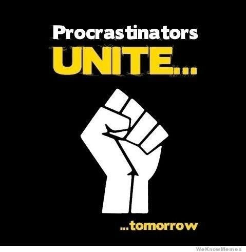 Procrastination Movement
