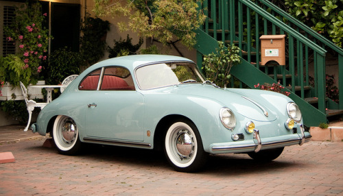 Porsche 356 Coupe by erdero on Flickr.