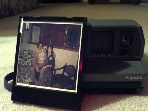 Old Polaroid yields eerie development — a long-dead uncle: A random garage sale purchase surprises a 13-year-old with a picture of a relative he had never known. Wow. Photo credit: Matt Pearce / For The Times