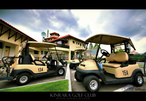 Kinrara Golf Club 24th May 2012 | Bandar Kinrara, Malaysia Nikon D700 | Sigma 10-20mm  ISO 100 | 10mm | f5.6 - f8 | 1/125s - 1/250s (bracketed 3 exposures) post processing with Dynamic Photo HDR & ACDSee Pro 5