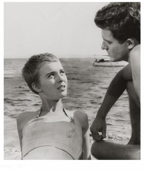 Jean Seberg,1958