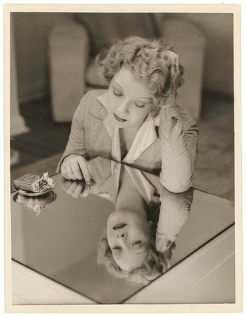 Film star Helen Twelvetrees, ca. 1936-7 / photograph by Sam Hood by State Library of New South Wales collection on Flickr.