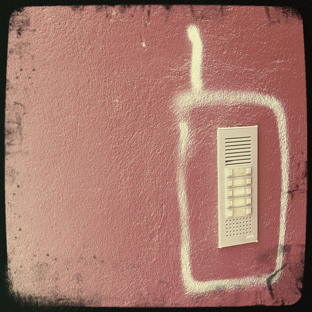 Smartphone Vintage by davidMlucia on Flickr.