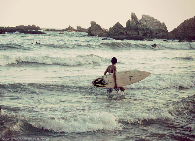 Surfin' Mexico by Moniique (: on Flickr.