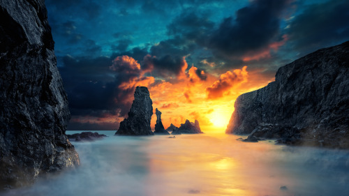 """Last light II"" by David Keochkerian"