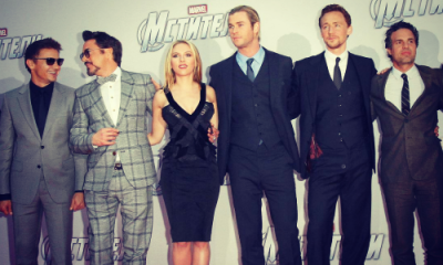 livindavida-loki:  43/50 pictures of The Avengers cast.