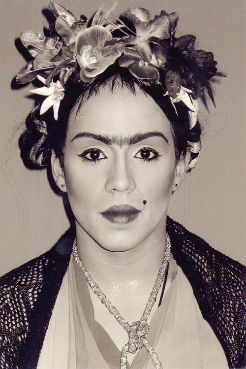 kunty:  Yara Sofia as Frida Kahlo