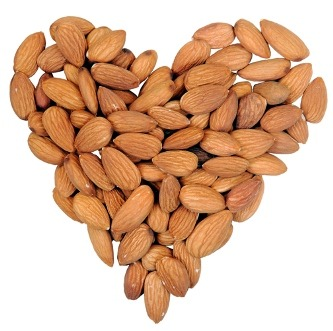blackswanyoga:  9 reasons to eat almonds