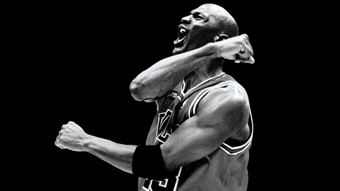 """Always turn a negative situation into a positive situation."" -Michael Jordan"