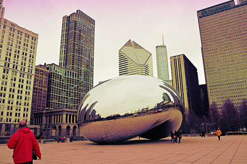 The Bean by ifellintofire on Flickr.