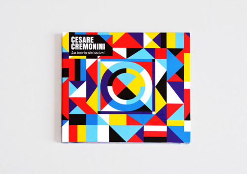 dookiethepirate:  Cesare Cremonini x Apart Collective  Packaging so cool, it would convince me to buy a CD.
