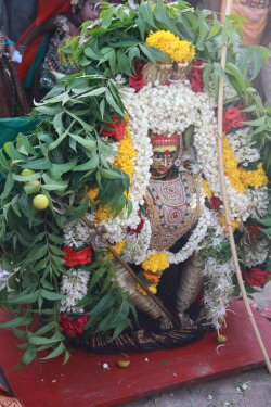 Goddess Marriamman (by firoze shakir)