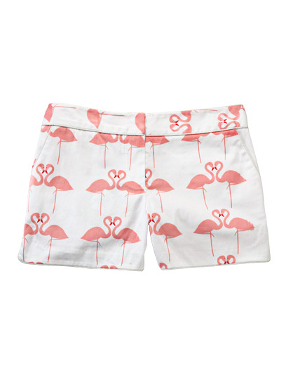 From quirky flamingo-printed shorts to rainbow-colored sunnies, check out the season's best beachside accessories. Check out more summer-ready picks here »