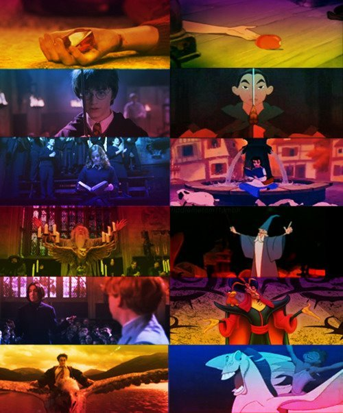 raj77-blog:  Harry Potter/Disney Epicness