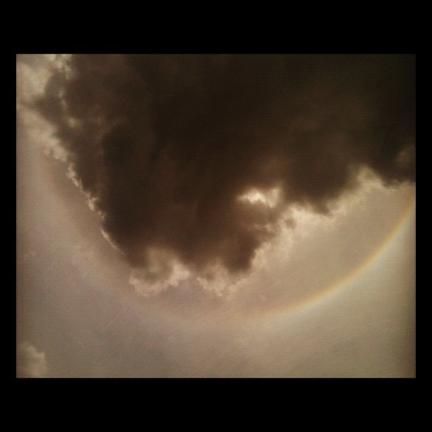 end of the world? (Taken with Instagram at City of Brookfield)