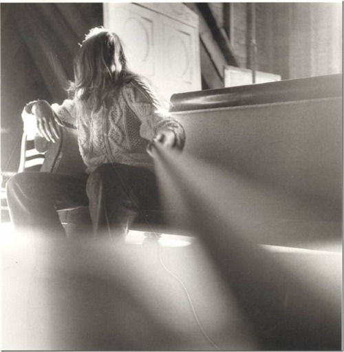 Francesca Woodman It must be time for lunch now 1979