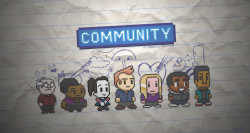 wibblywobblytime:  community wallpaper