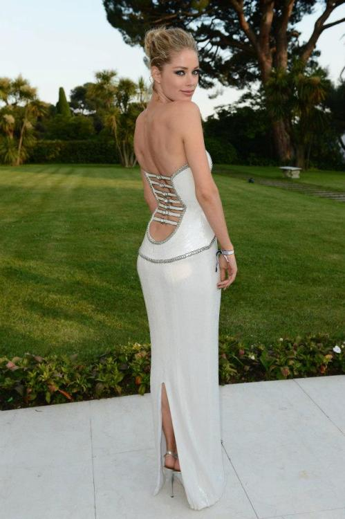 Doutzen Kroes in Versace