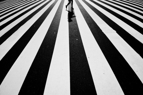Black and white by Kouji Tomihisa