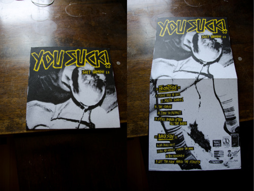 http://www.myspace.com/yousuckhc  Thanks 'You Suck!'