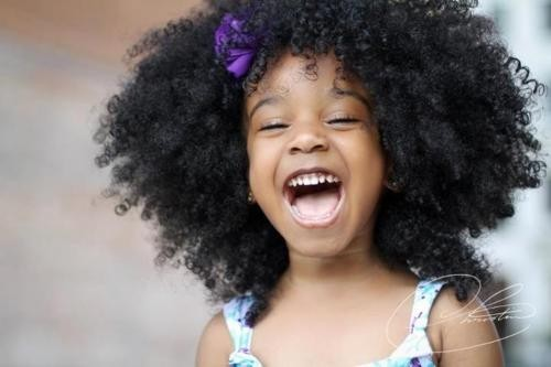 naturallycherrelle:  Such a Happy natural baby girl!