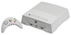Wow I've never heard about the Pippin from Apple/Bandai LINK: http://en.wikipedia.org/wiki/Apple_Bandai_Pippin  apple-macintosh:  A Look Back - The Apple Game Console Heard of the Apple Pippin? If not then don't worry for when this was released in 1995 in a joint venture with Bandai, hardly anyone knew it existed! It was doomed from the start and was not one of Apples smarter moves but then every little mistake makes you wiser so consider it a stepping (or stumbling!) stone to greater things. Below is an extract from the wiki page of the ill-fated device, with the rest of the technical specifications and software release information being found here.