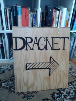 Dragnet arts and crafts!! Or, a special episode of Jeremy and Illya Do Construction and Don't Hurt Themselves or Each Other! To see Illya in action, click, here.
