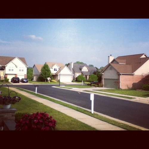 The American dream.  (Taken with instagram)
