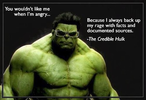 The credible hulk via zogotunga