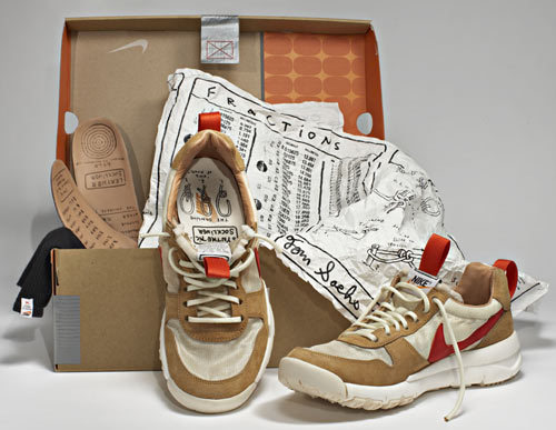 nickelsonwooster:  Ultimate Collaboration. whiskeysoaked:  Tom Sachs for Nike