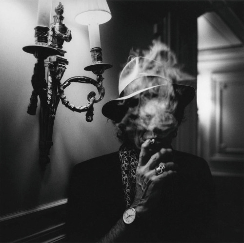 firsttimeuser:  Keith Richards, Paris, 2010 by Richard Dumas