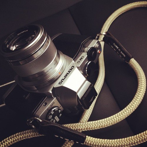 mostexerent:  Me thinks this will be photographed more than the FujiFilm X100..  * & from the limited time I have had it, the IQ is pretty darn good for a M43 camera. Though IMO this is due to the combination of the OM-D & the Zuiko 45/1.8 (which both match the hype) (Taken with Instagram at The Bunker)