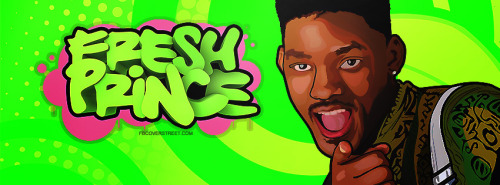 Fresh Prince of Bel-Air 3 Facebook Cover