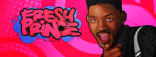 Fresh Prince of Bel-Air 4 Facebook Cover