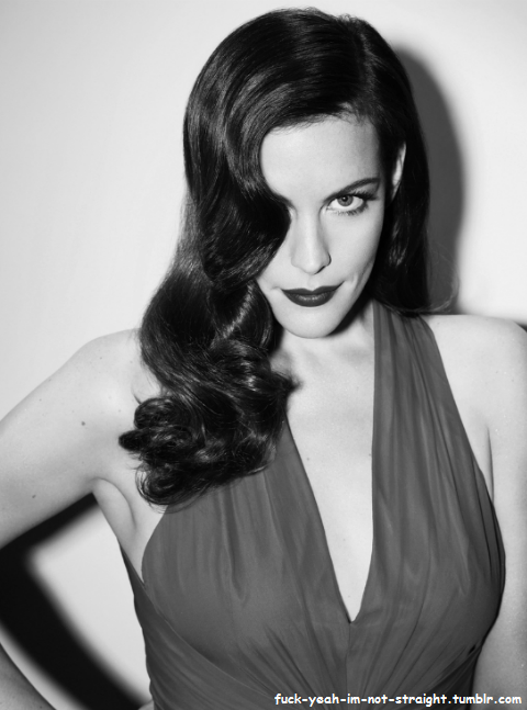 People Who I Believe Are Ridiculously GORGEOUS  Liv Tyler: Those Eyes, Those Lips, That Hair, She is extremely talented and one more thing: She is Steven Tyler's daughter…