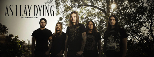 As I Lay Dying Facebook Cover