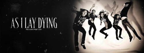 As I Lay Dying 3 Facebook Cover