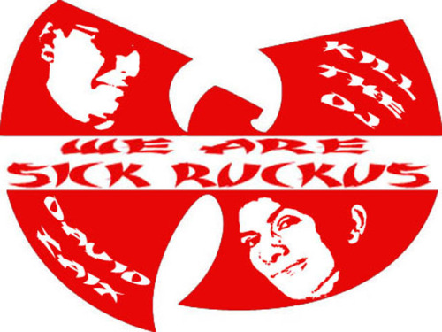 Find Sick Ruckus on SoundCloud!!!