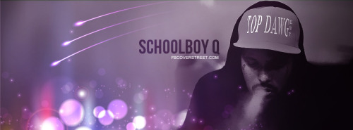 ScHoolboy Q Facebook Cover