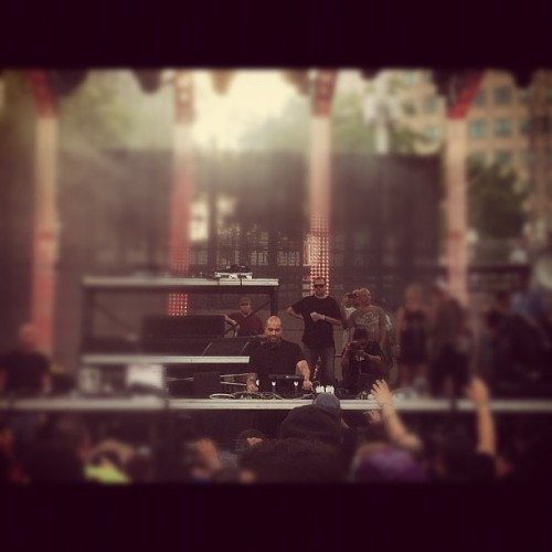 Chris liebing #detroit #movement #chrisliebing (Taken with instagram)
