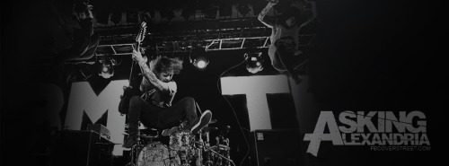 Asking Alexandria Facebook Covers