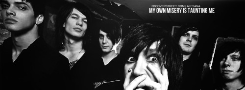 Alesana Facebook Covers