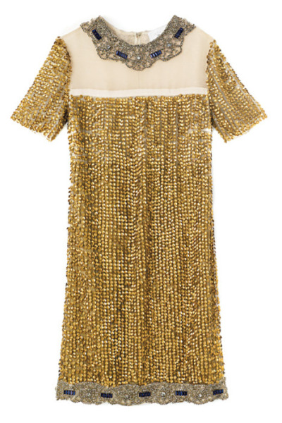 What a perfect holiday party dress…