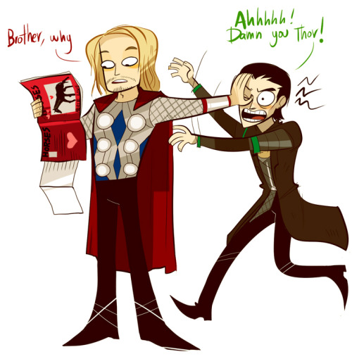 nikofag:  nadiezda:  Explain  oh my god thor what a douche
