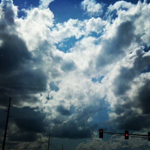 Lovely day:) (Taken with instagram)
