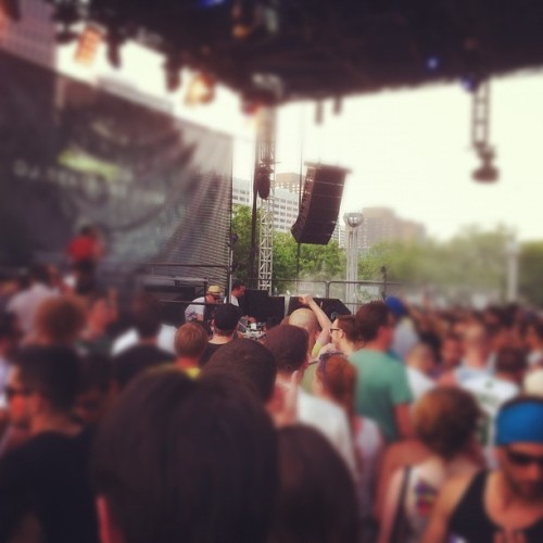 #nicfanciulli #movement #detroit  (Taken with instagram)